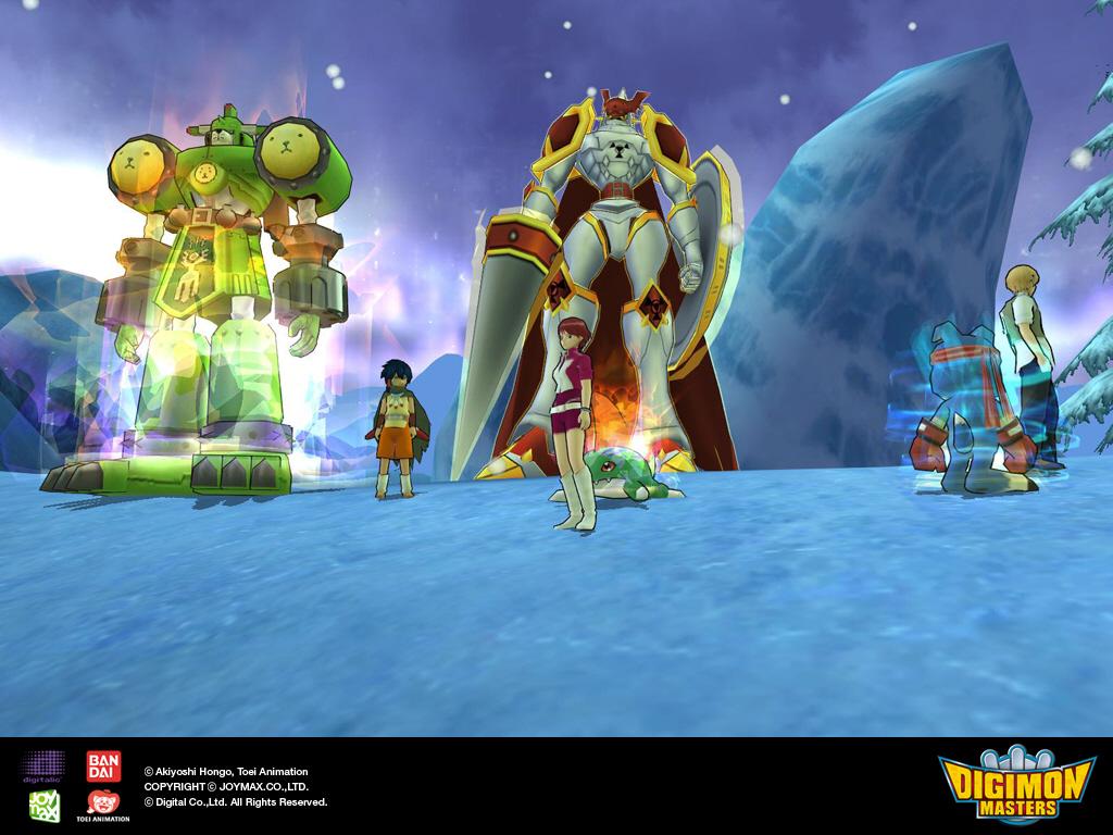 Digimon masters 1337spk tme joymax gumiabroncs Images